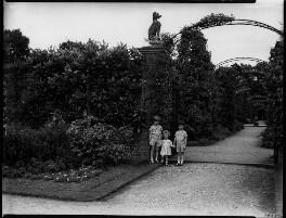 'Lady Desborough's grandchildren', by Bassano Ltd - NPG x154160