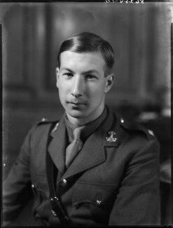 Denis Anthony Brian Butler, 9th Earl of Lanesborough, by Bassano Ltd - NPG x154161