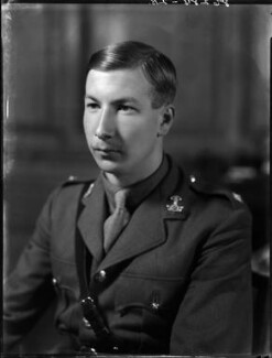 Denis Anthony Brian Butler, 9th Earl of Lanesborough, by Bassano Ltd - NPG x154162