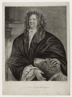 William Cartwright, by R. Clamp, after  Unknown artist - NPG D30480