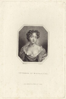 Anna Scott, Duchess of Monmouth and Duchess of Buccleuch, by Edward Scriven, after  Willem Wissing, published 1810 - NPG D30494 - © National Portrait Gallery, London