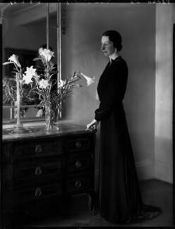Margaret Agnes Chetwynd (née Sutton), by Bassano Ltd - NPG x153078