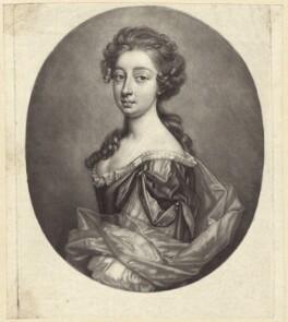 Isabella FitzRoy (née Bennet), Duchess of Grafton, after Sir Godfrey Kneller, Bt - NPG D30509