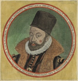 Philip II, King of Spain, after Unknown artist - NPG D32875