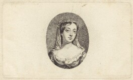 Elizabeth Stanhope (née Butler), Countess of Chesterfield, by Thomas Worlidge - NPG D30526