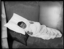 Fiona Jane Obert de Thieusies (née O'Brien), by Bassano Ltd, 27 August 1941 - NPG x154236 - © National Portrait Gallery, London