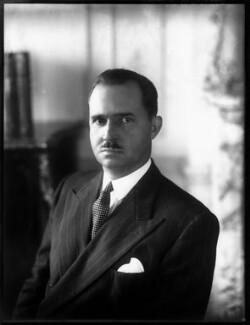 Prince Félix Marie Vincent of Bourbon-Parma, Prince of Luxembourg, by Bassano Ltd - NPG x154244