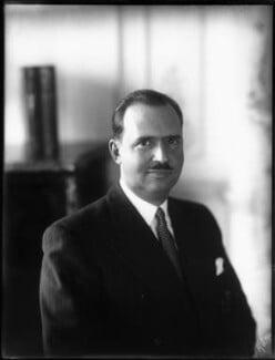 Prince Félix Marie Vincent of Bourbon-Parma, Prince of Luxembourg, by Bassano Ltd - NPG x154246