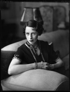Princess Mary Brenda de Chimay (née Hamilton), by Bassano Ltd - NPG x153114