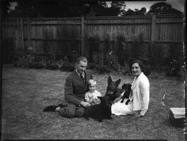 The Child-Villiers family, by Bassano Ltd - NPG x153124