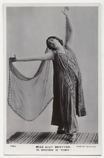 Lily Brayton as Marsinah in 'Kismet', by Rita Martin, published by  J. Beagles & Co - NPG x131475
