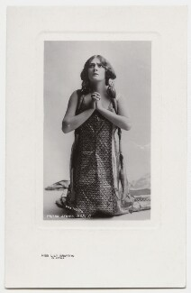 Lily Brayton as Ildico in 'Attila', by Rita Martin, published by  The Philco Publishing Co - NPG x131481