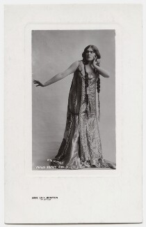 Lily Brayton as Ildico in 'Attila', by Rita Martin, published by  The Philco Publishing Co - NPG x131482