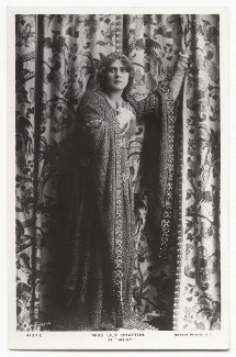 Lily Brayton as Iseult in 'Tristram and Iseult', by Rita Martin, published by  Rotary Photographic Co Ltd - NPG x131488