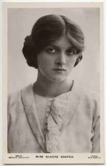 Dame Gladys Cooper, by Rita Martin, published by  J. Beagles & Co - NPG x131505
