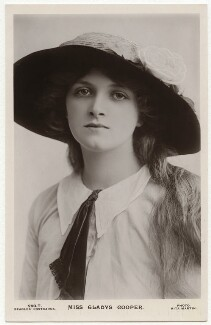 Dame Gladys Cooper, by Rita Martin, published by  J. Beagles & Co - NPG x131507