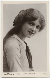 Dame Gladys Cooper, by Rita Martin, published by  J. Beagles & Co - NPG x131508