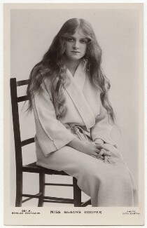 Dame Gladys Cooper, by Rita Martin, published by  J. Beagles & Co - NPG x131517