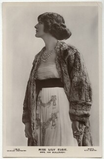 Lily Elsie (Mrs Bullough), by Rita Martin, published by  J. Beagles & Co - NPG x131530