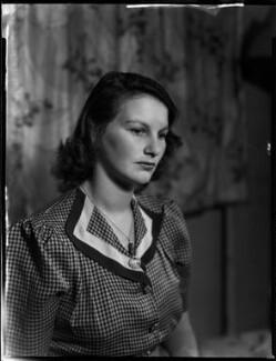Margot Irene (née Duke), Marchioness of Reading, by Bassano Ltd - NPG x154276