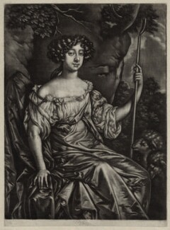 Catherine Grey (née Ford), Lady Grey of Warke, after Sir Peter Lely - NPG D30548