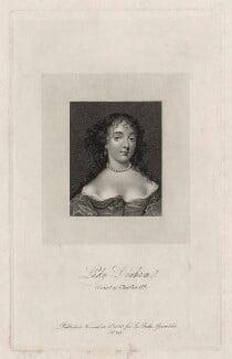Margaret (née Brooke), Lady Denham, after Sir Peter Lely - NPG D30562