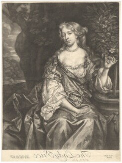 Lady Price, published by Alexander Browne, after  Sir Peter Lely - NPG D30578