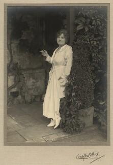Lallie Charles (née Charlotte Elizabeth Martin), by Miss Compton Collier - NPG x68996