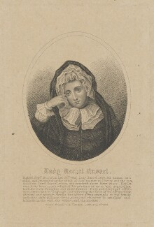 Rachel Russell (née Wriothesley), Lady Russell, after Unknown artist - NPG D30607