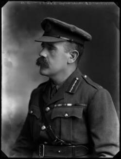 George Birnie Mackenzie, by Bassano Ltd - NPG x154310