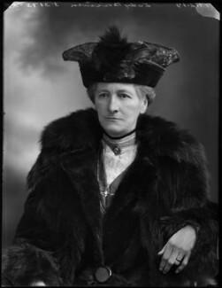 Lady Margaret Florence Lucy Boscawen (née Byng), by Bassano Ltd - NPG x154322