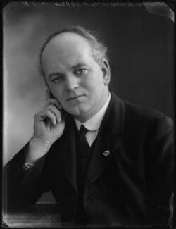 Frederick Owen Roberts, by Bassano Ltd - NPG x154348