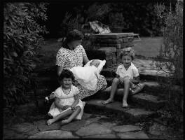 The Smith Family, by Bassano Ltd - NPG x153155