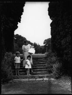 The Smith Family, by Bassano Ltd - NPG x153156