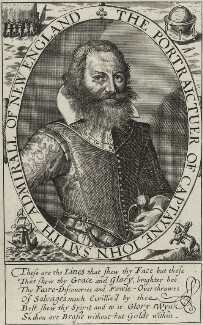 John Smith, after Simon de Passe - NPG D32914