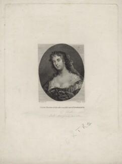 Elizabeth Hamilton, Countess de Gramont, after Sir Peter Lely - NPG D30650