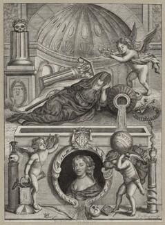 Constantia Hare (née Lucy), Lady Coleraine, by John Collins - NPG D30655