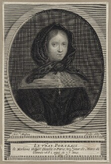 Madame Helyot, by Antoine Masson, after  Unknown artist - NPG D30659