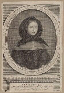 Madame Helyot, by Estienne Gantrel, after  Unknown artist - NPG D30660
