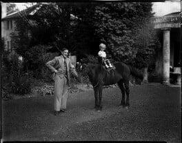 Gerald Arthur Arundell, 15th Baron Arundell of Wardour; Patrick Feltrim Fagan, by Bassano Ltd, 1 September 1937 - NPG x153209 - © National Portrait Gallery, London