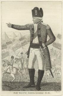 Sir Ralph Abercromby, by John Kay, 1801 - NPG D32929 - © National Portrait Gallery, London