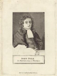 John Ogle, after Unknown artist - NPG D30668