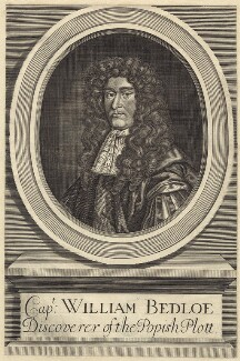 William Bedloe, after Unknown artist - NPG D30673