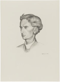 Martin Cyril D'Arcy, after Wyndham Lewis - NPG D32939