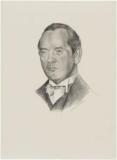 Ivor Stewart-Liberty, after Wyndham Lewis - NPG D32950