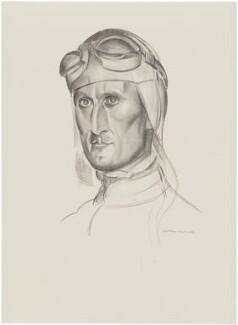 Augustus Henry Orlebar, after Wyndham Lewis - NPG D32955