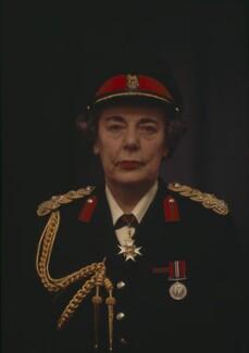 Eileen Joan Nolan, by Bassano Ltd - NPG x173727