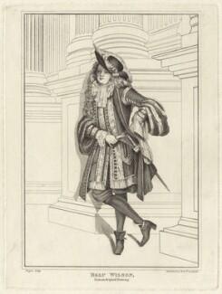 Beau Wilson, by R. Cooper, after  Unknown artist - NPG D30722