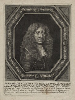 Bernard de Nogaret de La Valette, Duke of Épernon, after Unknown artist - NPG D30726