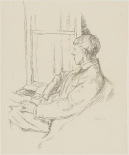 Aubrey Beardsley, by William Rothenstein - NPG D32975